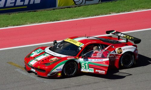 Ferrari-Car-51-pre-race