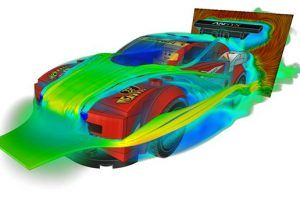 ANSYS Discovery Live 19.1 lego ferrari multiple results 550x344