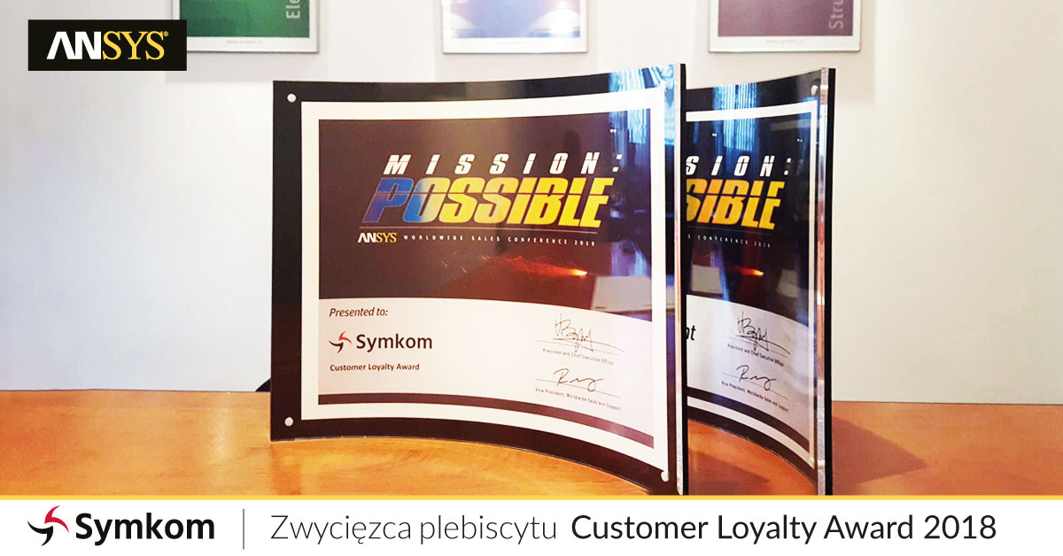 Customer Loyalty Award