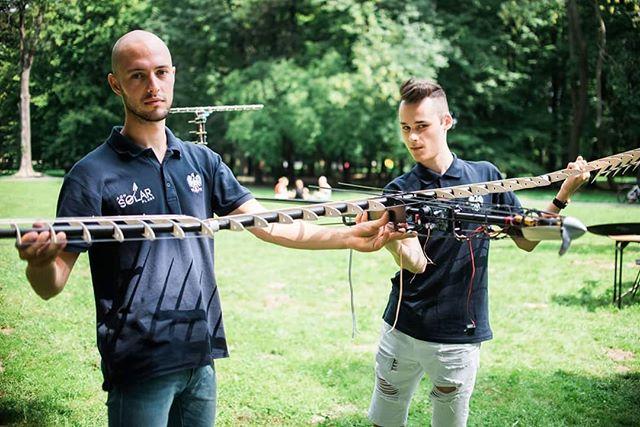 ANSYS Academic Program AGH Solar Plane plane2