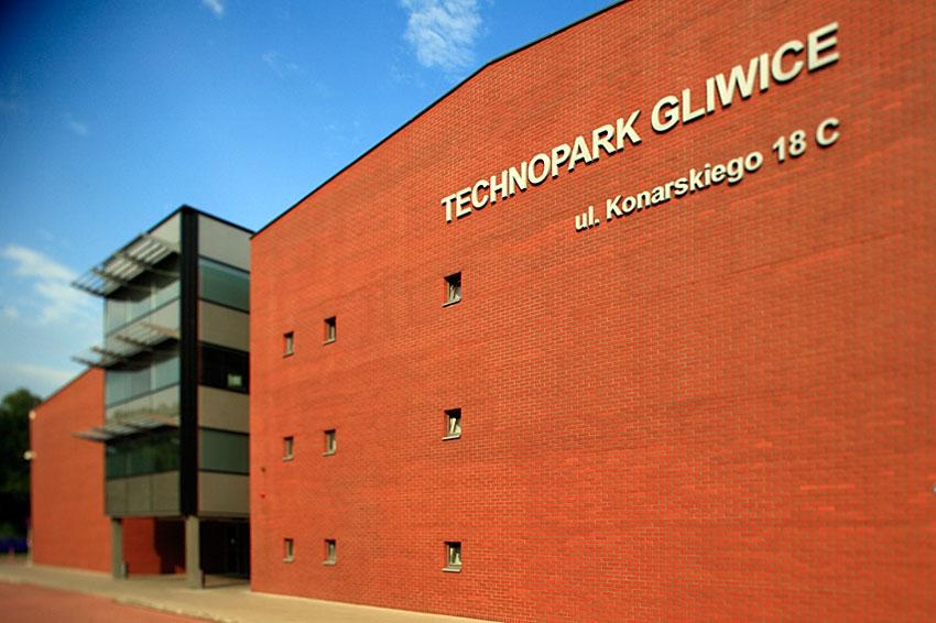 technopark Gliwice siedziba Symkom