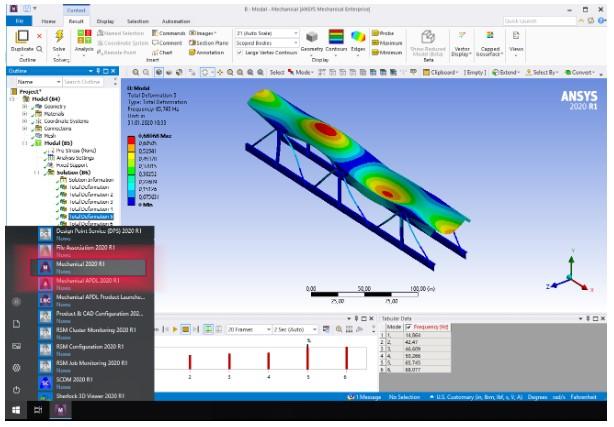 Lokalizacja aplikacji Mechanical 2020 R1